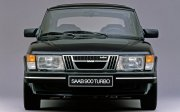 SAAB 900 turbo вид спереди
