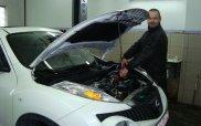 Nissan Juke срочный ремонт.