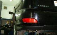 Lexus на ремонте подвески