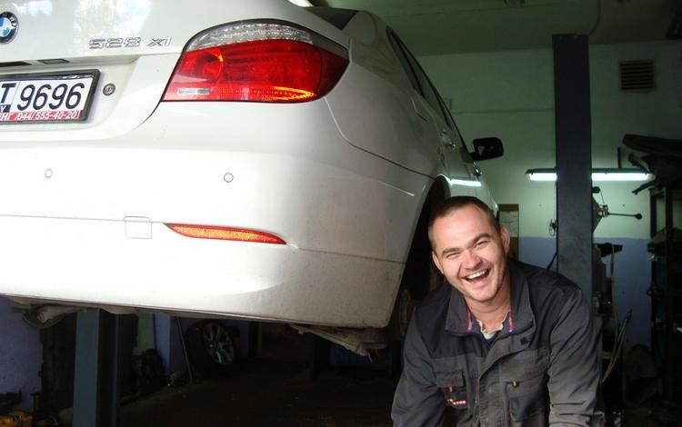 Нраицца BMW